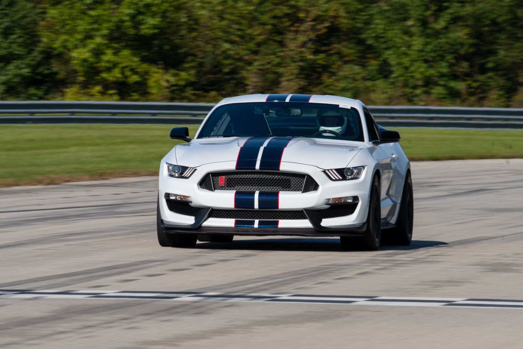 HPDE/Track - GT350R Vehicle Profile - S550 Mustangs