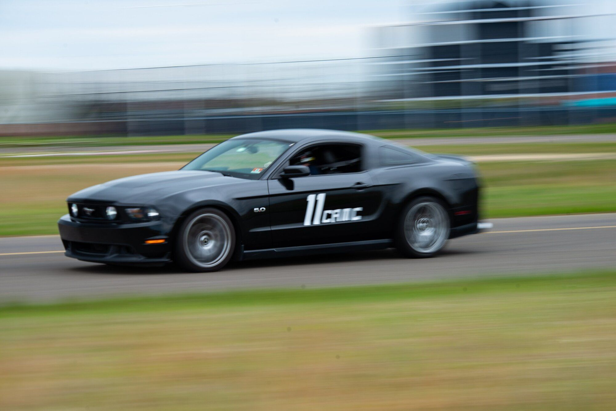Nick's 2011 Mustang GT Vehicle Profile - S197 Mustangs