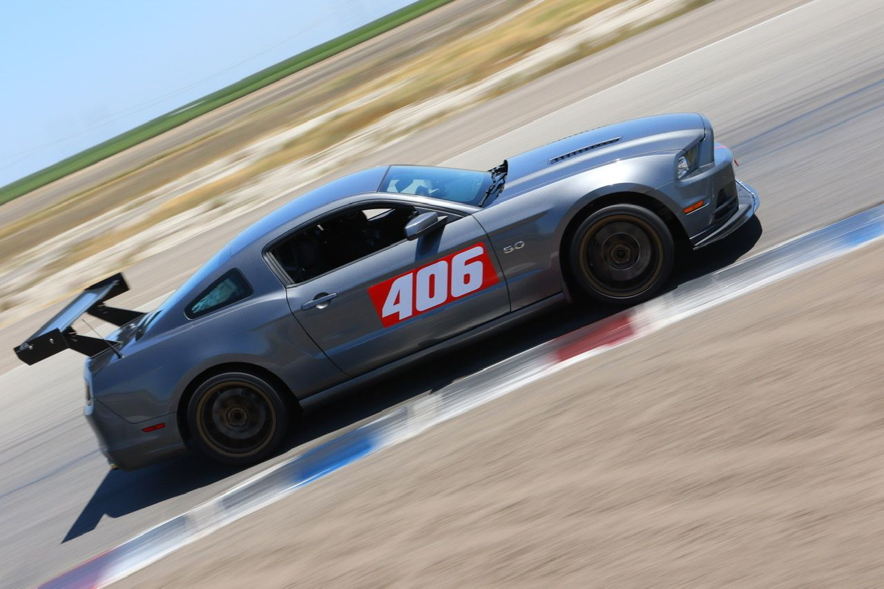 HPDE/Track - S197 #406 Vehicle Profile - S197 Mustangs