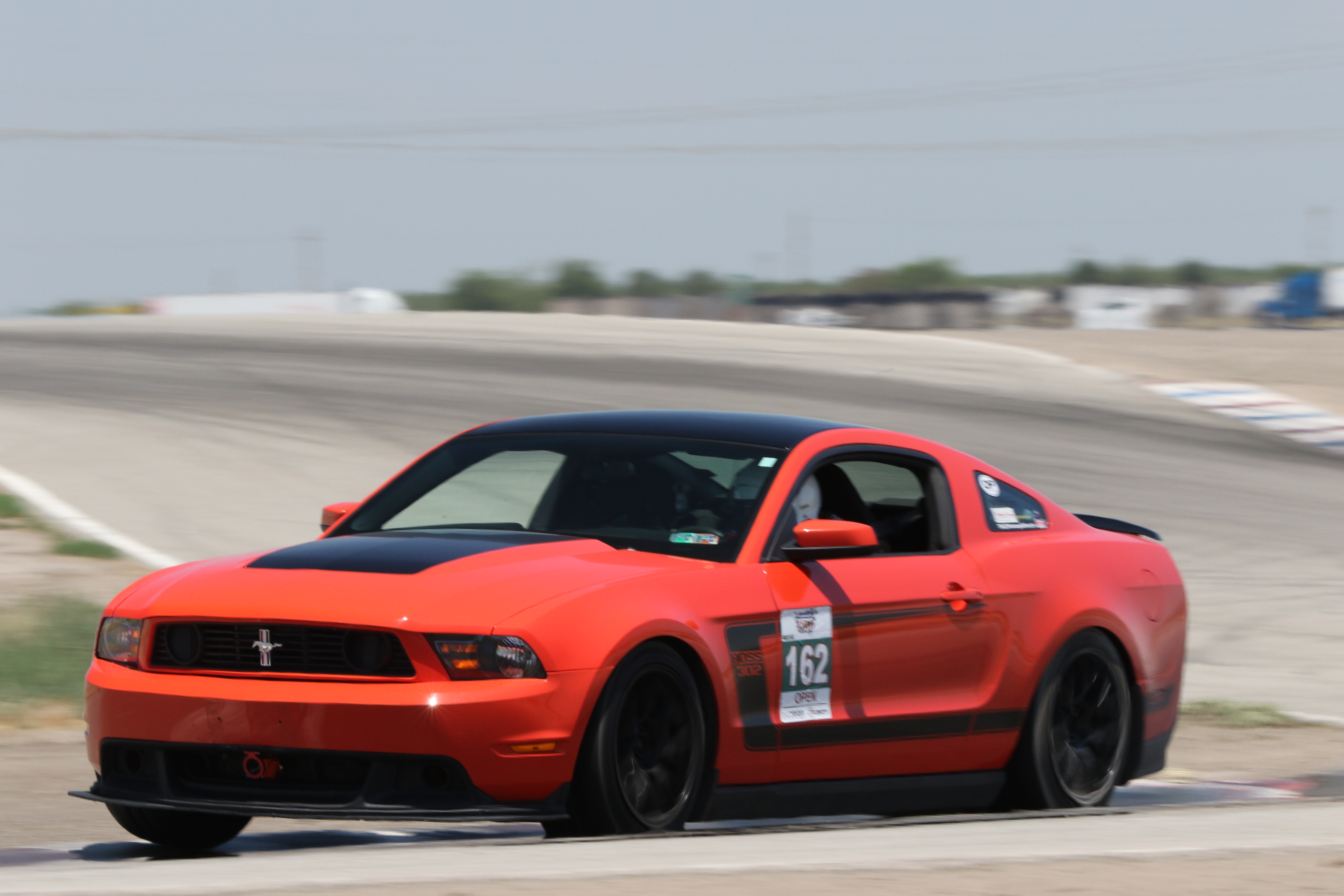 HPDE/Track - Track and Touge Boss Vehicle Profile - S197 Mustangs